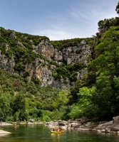 Gorges de l'hérault Canoë