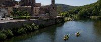 Canoe Gorges de l'Hérault