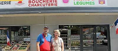 boucherie Copleux © Midi Libre
